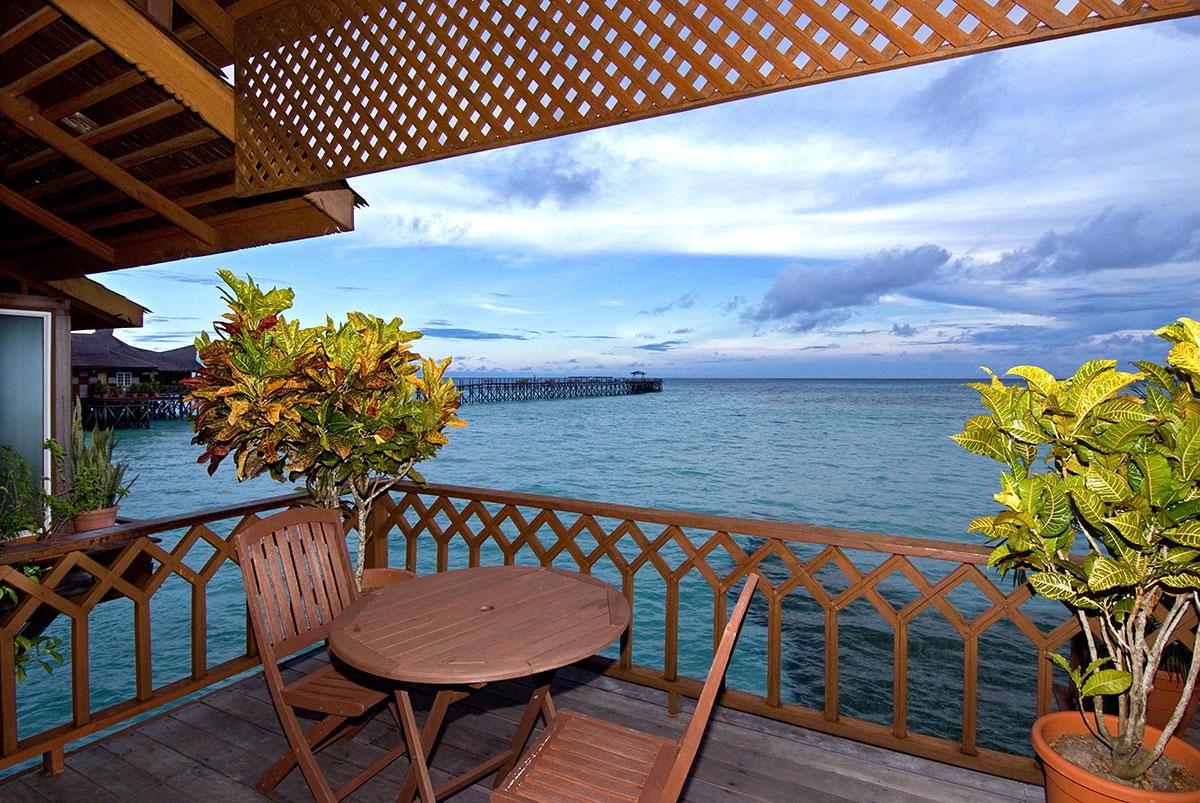 馬布島湛藍清澈的海水美景,令人看過一次就難以忘懷。圖:馬來西亞觀光局/提供