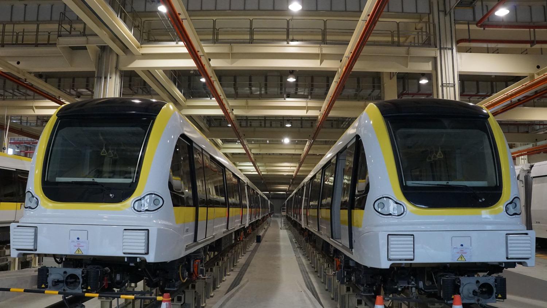 捷運環狀線試乘日最快於19號開放,正式營運後也將規劃一個月的免費營運期。圖:捷運工程處/提供