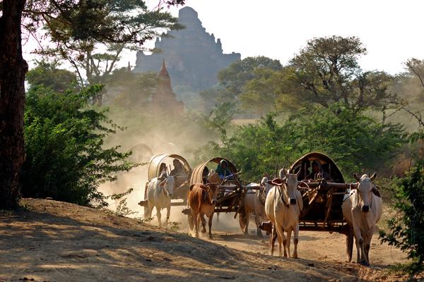 蒲甘是富有文化的古城,當地的考古博物館也非常值得逛逛,對他們的文化會有更深了解。圖:www.tourism.gov.mm/翻攝