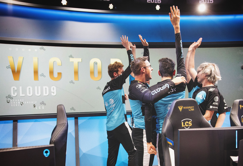 打進夏季決賽後,C9確定達標連續七年進入世界賽。