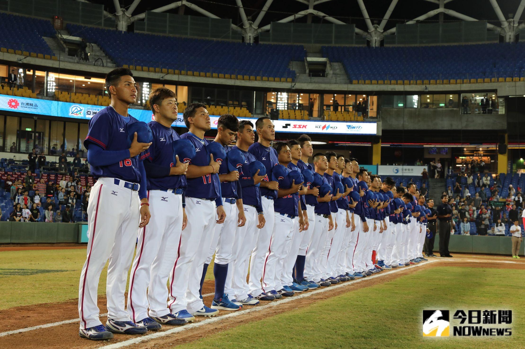 中華隊拿下亞錦賽冠軍(棒協提供)