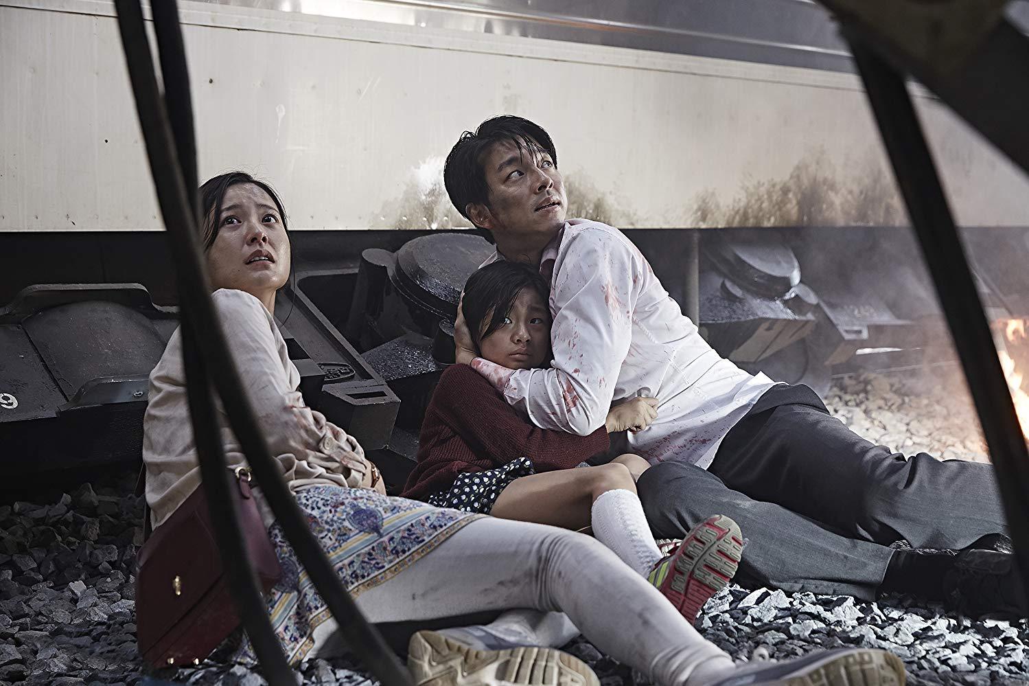 ▲孔劉與鄭有美同演賣座片《屍速列車》受到矚目。(圖/翻攝IMDb)