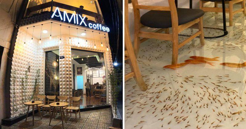 最獵奇寵物咖啡廳在越南!網友傻眼:要怎麼走路? - Yahoo奇摩新聞