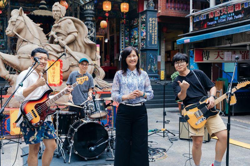 獨立樂團拍謝少年歌曲《踅夜市》 融合基隆地景聲音 - Yahoo奇摩新聞