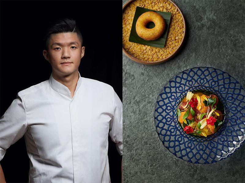現代新加坡料理JL Studio 初戰米其林勇奪二星 - Yahoo奇摩