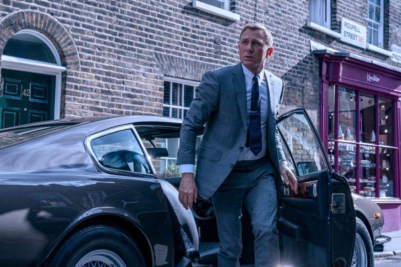 ▲AI已经算出接棒丹尼尔克雷格的最新一任007是谁了。(图/《007生死交战》剧照)
