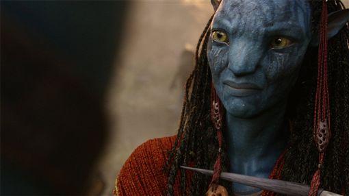 《阿凡達》在2009年上映時造成一片熱潮。(圖/翻攝自推特)