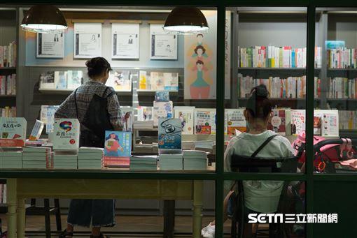 誠品書店獲選為大學生夢幻打工企業冠軍。(圖/記者陳弋攝影)