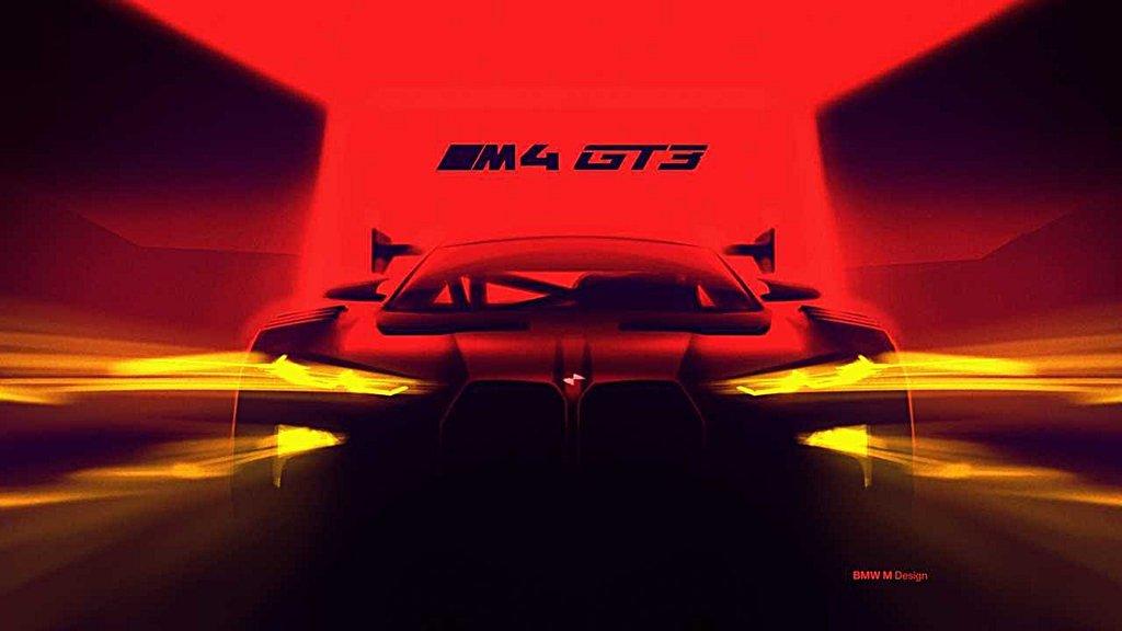 BMW預告全新M4 配備6缸Turbo引擎。馬力500匹以上