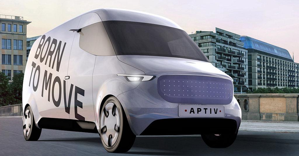 以降低成本為目標,APTIV推出新款自動駕駛技術平台
