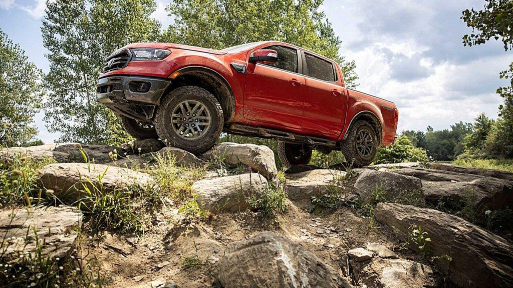 福特北美推出2021年式Ranger Tremor,外掛重裝越野升級套件成為