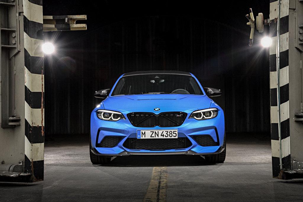 辣翻眾生!全新BMW M2 CS搶先揭露
