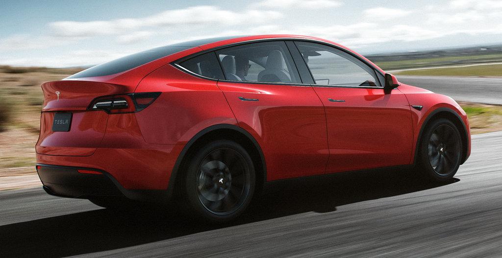 工作進度超前,TESLA Model Y力拼提前於2020年第一季交車