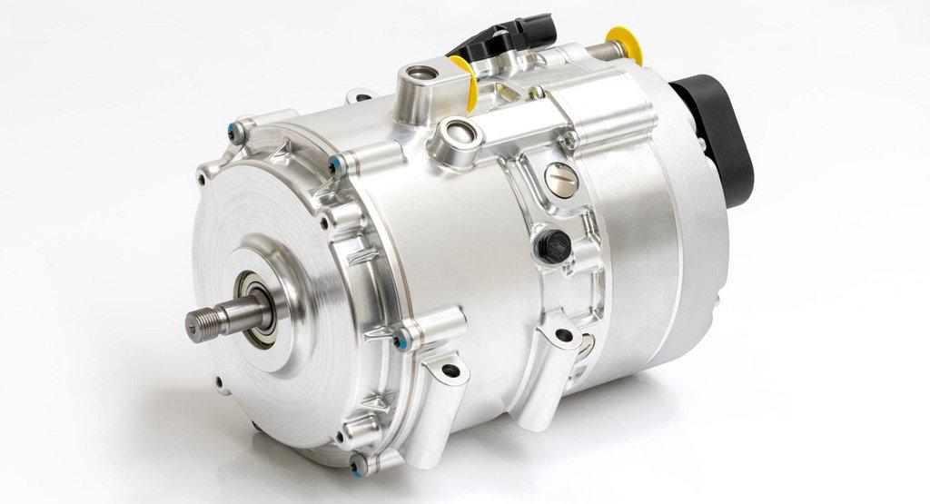 更加「潔能」,Continental推出全新48V油電動力系統