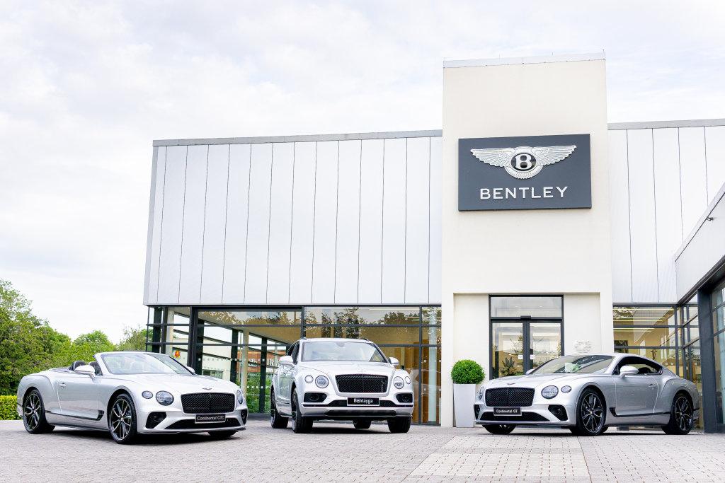 紀念曼徹斯特展間啟用25週年,BENTELY發表三款紀念車型