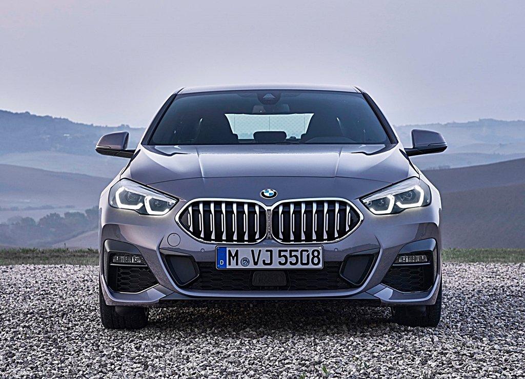 2019洛杉磯車展搶先報:BMW推出四門轎跑2 Series Gran Coupe挑戰