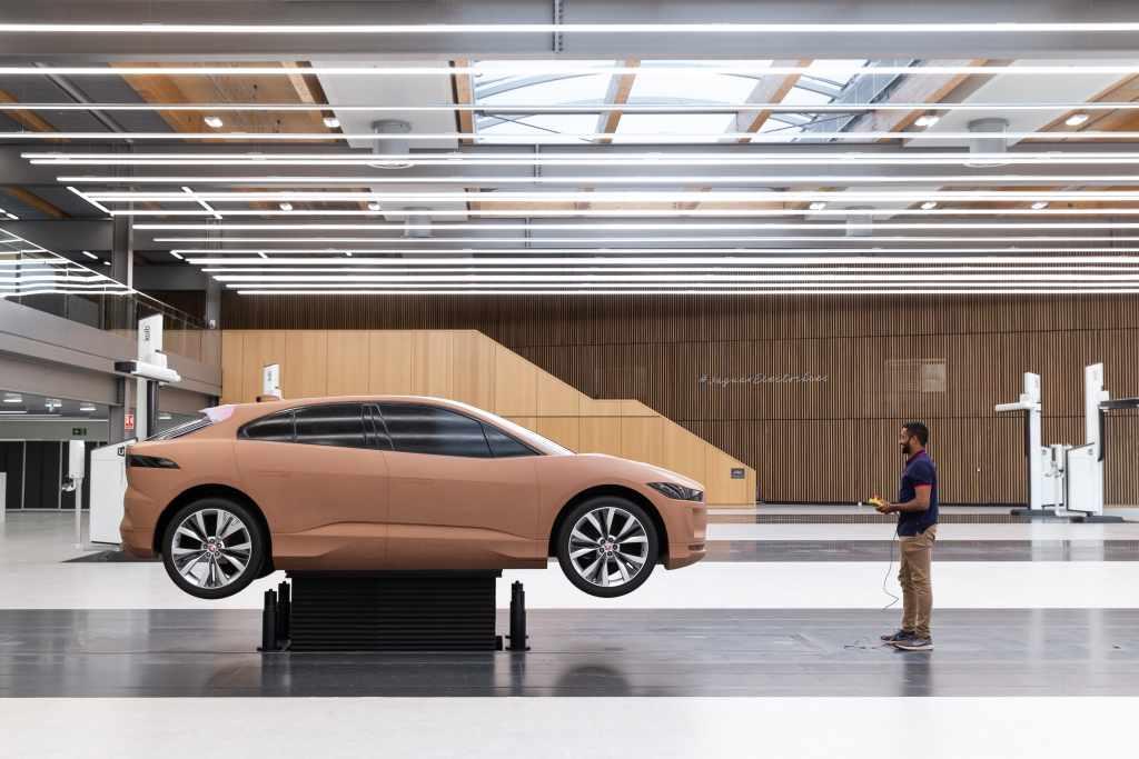 擺脫營運困境,JAGUAR砸重金打造全新設計工作室加速電動車開發