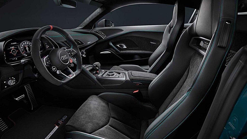 以R8紐柏林五度稱霸為概念而打造,AUDI推出R8 Green Hell Editio