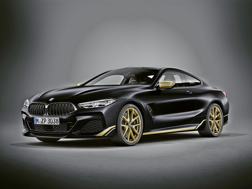 金色光澤加持,BMW 8系列推出超吸睛的Golden Thunder Eidtion金