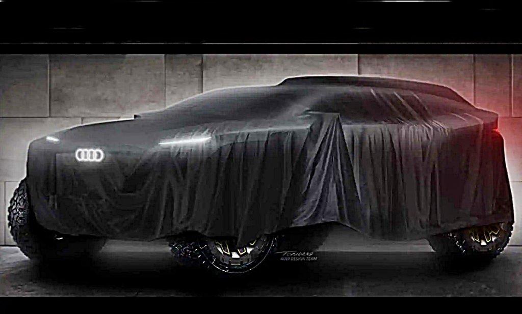 AUDI打造電動SUV將挑戰達卡拉力賽,也可望重返利曼大賽
