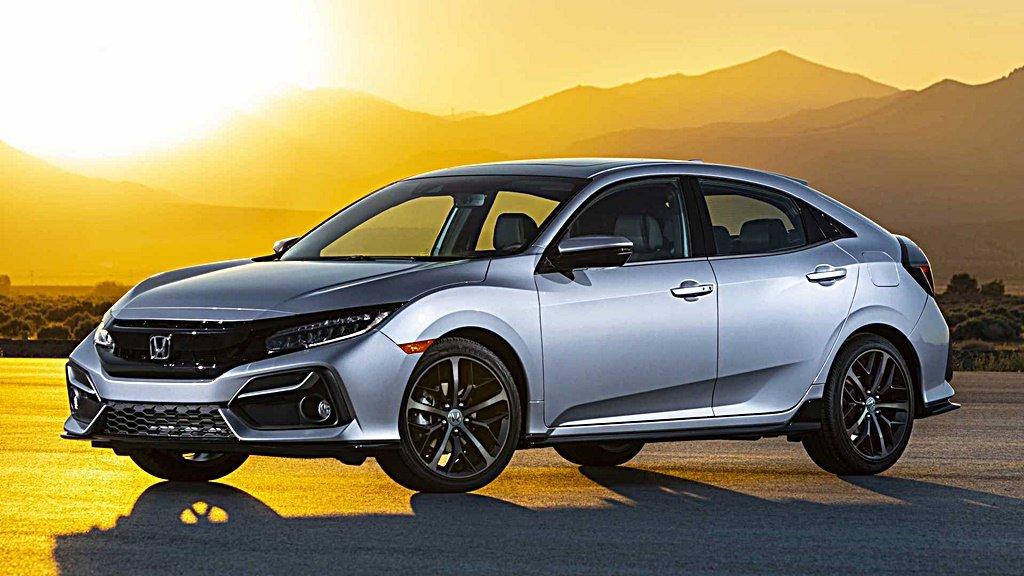Civic北美市場仍有人氣,HONDA推出改款Civic Hatchback追加六速