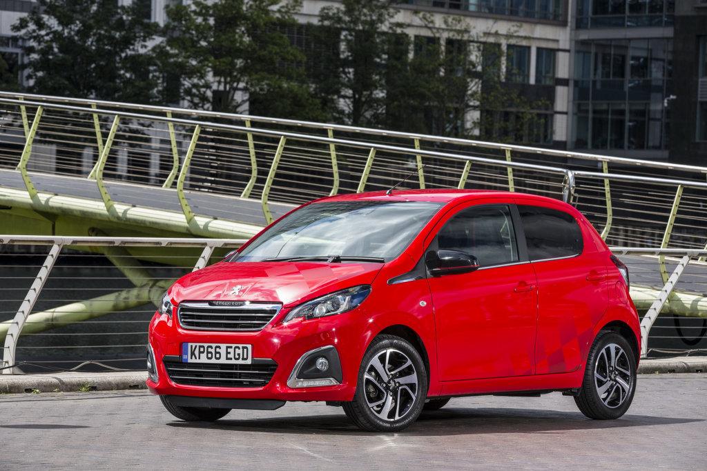 可能與FIAT 500共用平台,PEUGOET 108有望以電動車形式延續