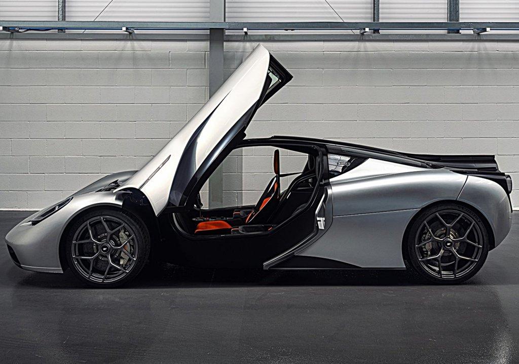 超跑設計師Gordon Murry自創同名品牌,推出Gordon Murray T.50最