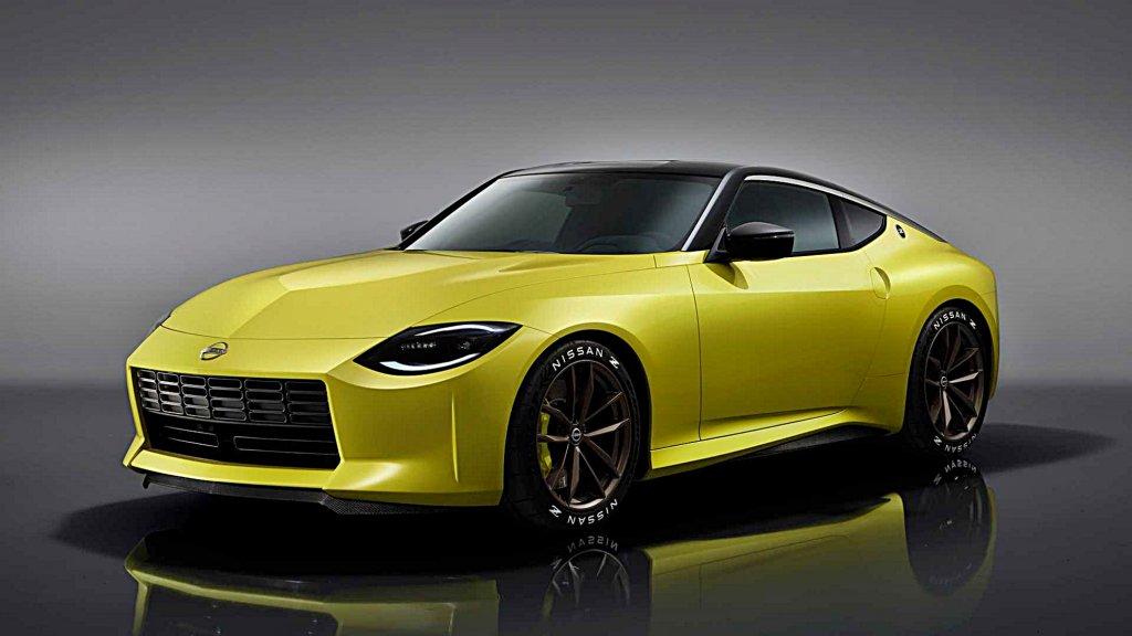 復古與時尚兼顧,NISSAN全新世代Z Car原型車Z Proto首發