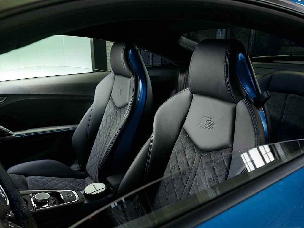 AUDI TT跑車戰力再升級,推出結合運動化套件的TT S Line Competi