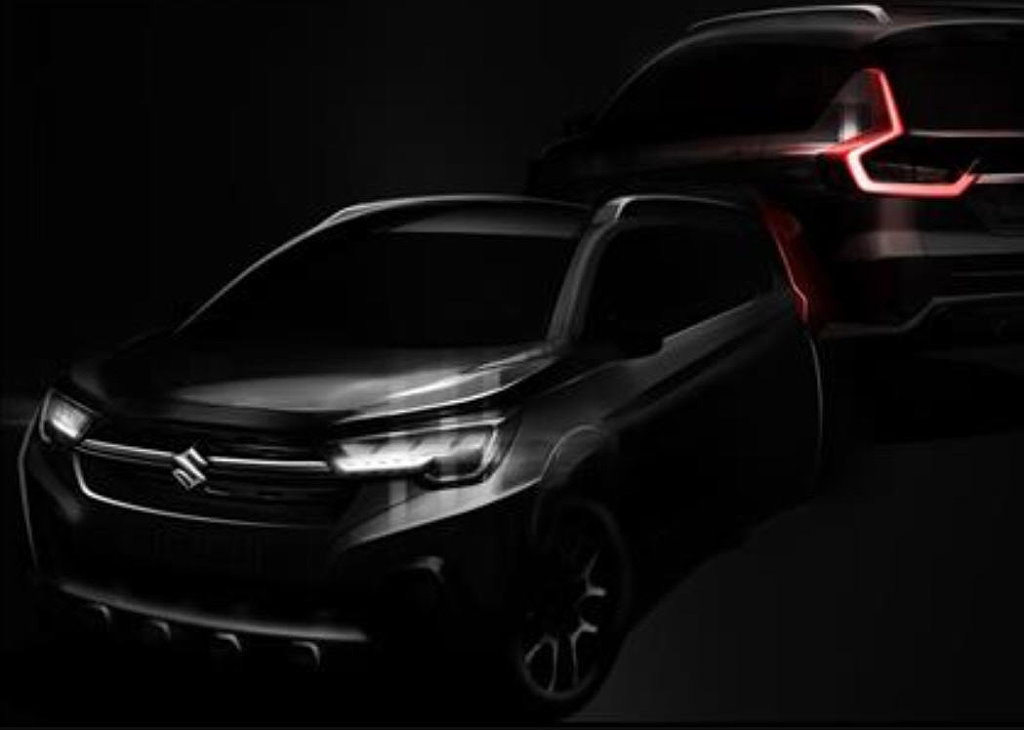 挑戰Xpander不停歇?MARUTI SUZUKI準備推出全新XL6!