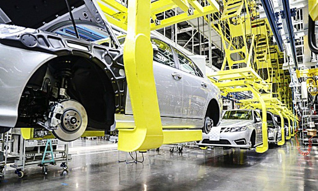 NEVS電動車廠在中國天津生產販售SAAB 93平台打造的純電動車