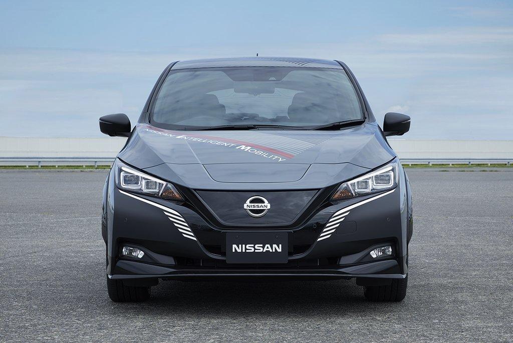 輸人不輸陣,NISSAN電動車技術大躍進、發表雙電動馬達實驗車預告