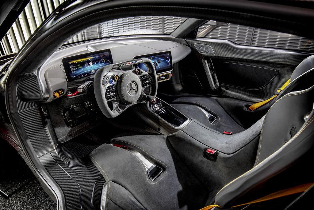 動力系統搞不定,MERCEDES-AMG One交車時間延後到2021年