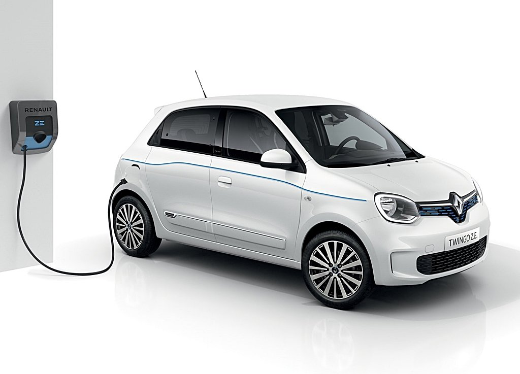 雷諾推出平價小型電動城市用車Twingo Z.E.最大續航力250公里