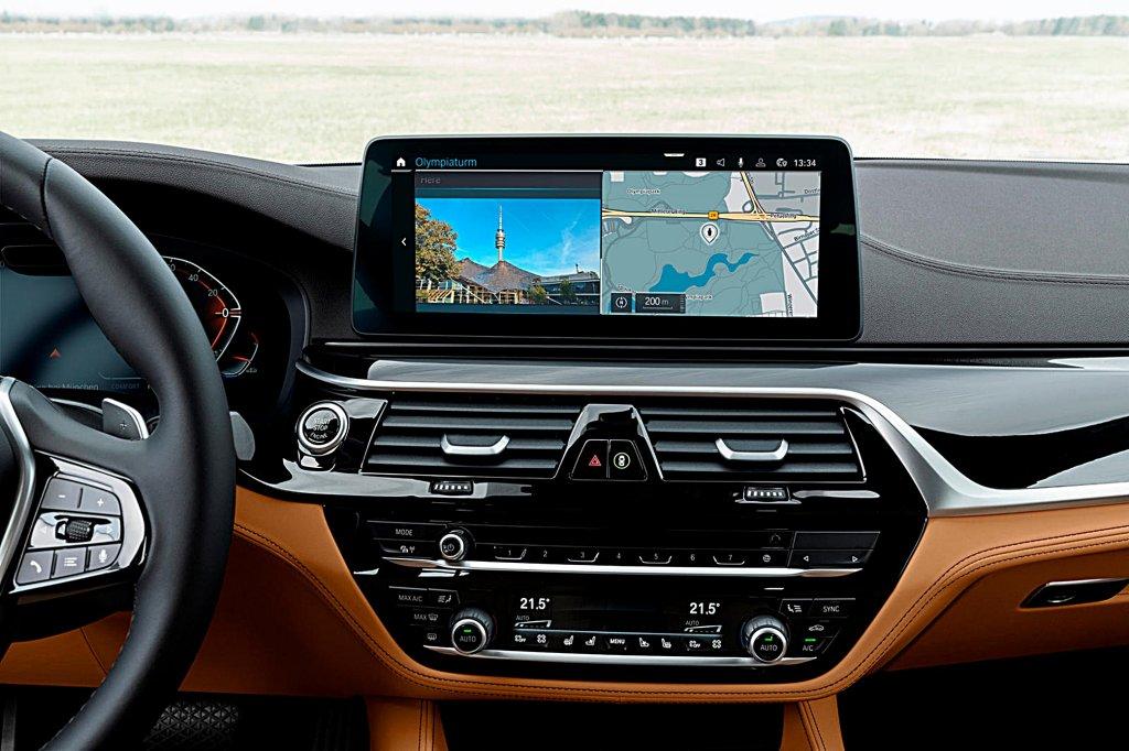 BMW史上最大規模軟體升級,全球75萬台車換新的OS 7作業系統和加