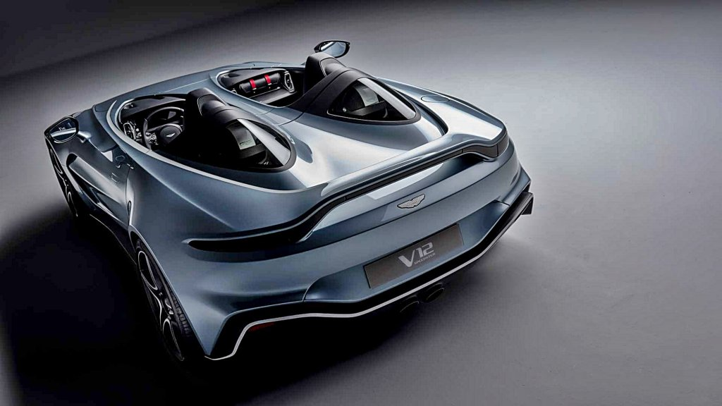 ASTON MARTIN推出限量88台的V12 Speedster雙座敞篷跑車