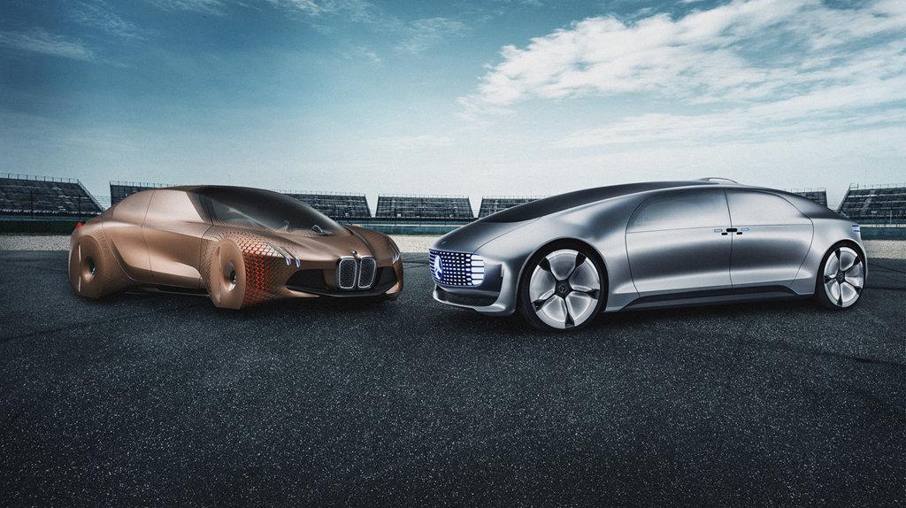 德系豪華雙雄合作再深化,BMW與DAIMLER將共同開發自動駕駛技術