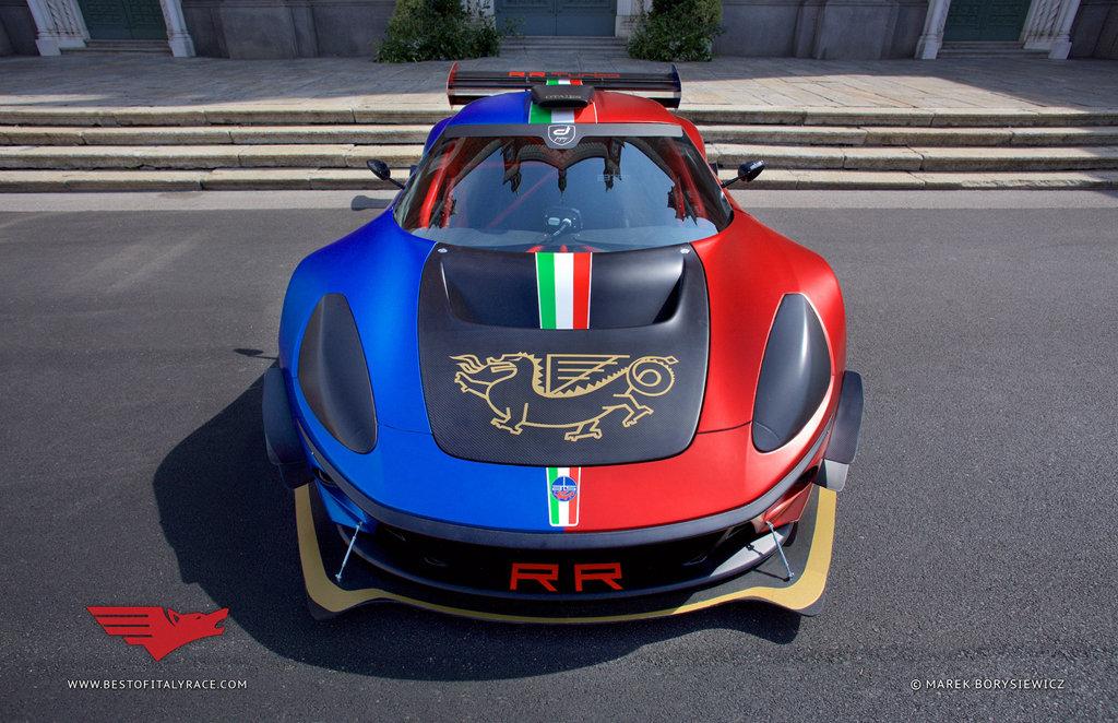重返品牌光榮歷史,ATS推出RR Turbo工廠賽車