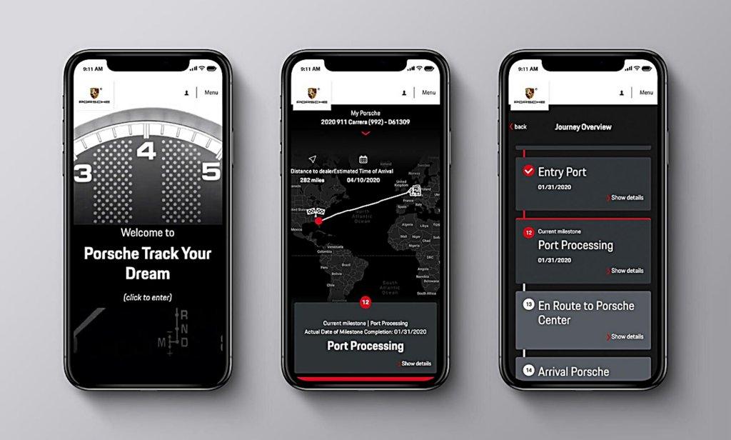 大玩網路行銷,PORSCHE推出應用程式讓911和718買家可在線上觀看