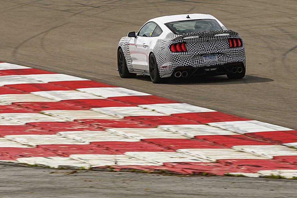 讓大塊肌肉再現,FORD預告將推出野馬性能版Mustang Mach 1