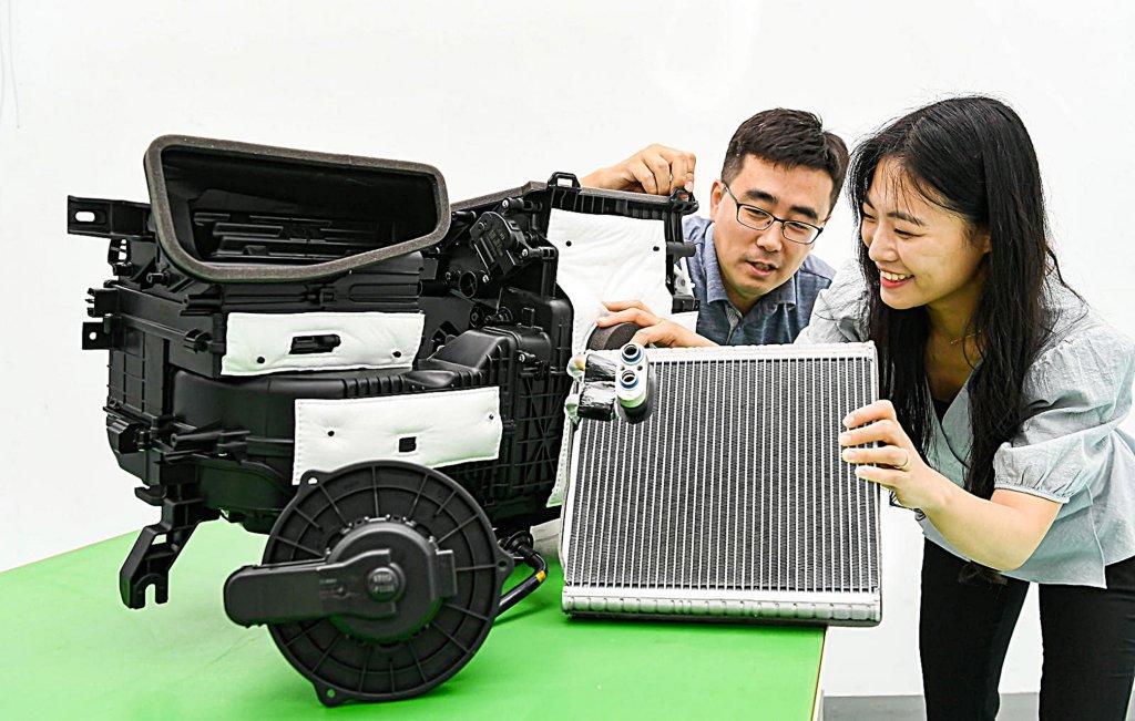是受疫情危機而激發的靈感?HYUNDAI現代推出可改善車內空氣品質