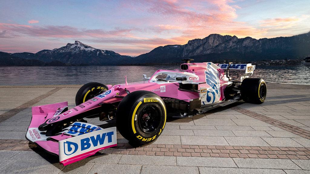 投資金額底定,ASTON MARTIN明年正式進軍F1賽事