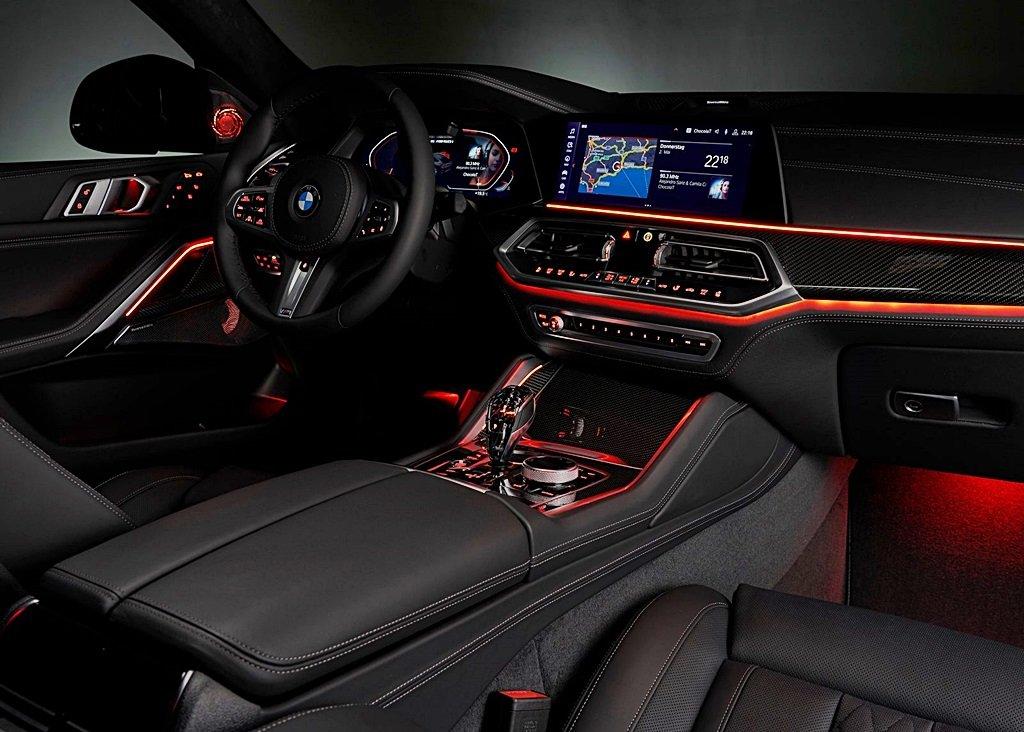 更立體有型、更為高科技,BMW全新3代X6跑旅完整資訊公布
