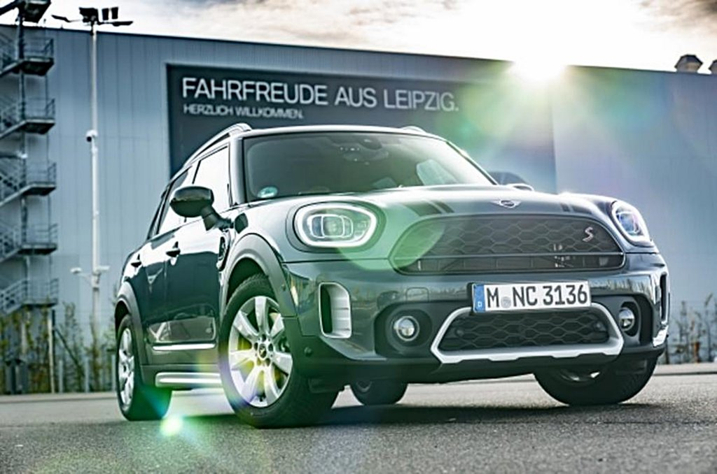 MINI下一代2023年式Countryman將移回德國萊比錫工廠生產