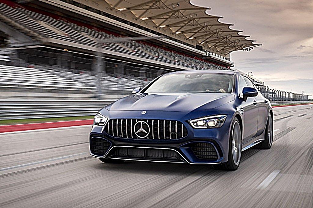 賓士油電大革命,性能品牌MERCEDES-AMG將推出GT 4-Door跑車油電
