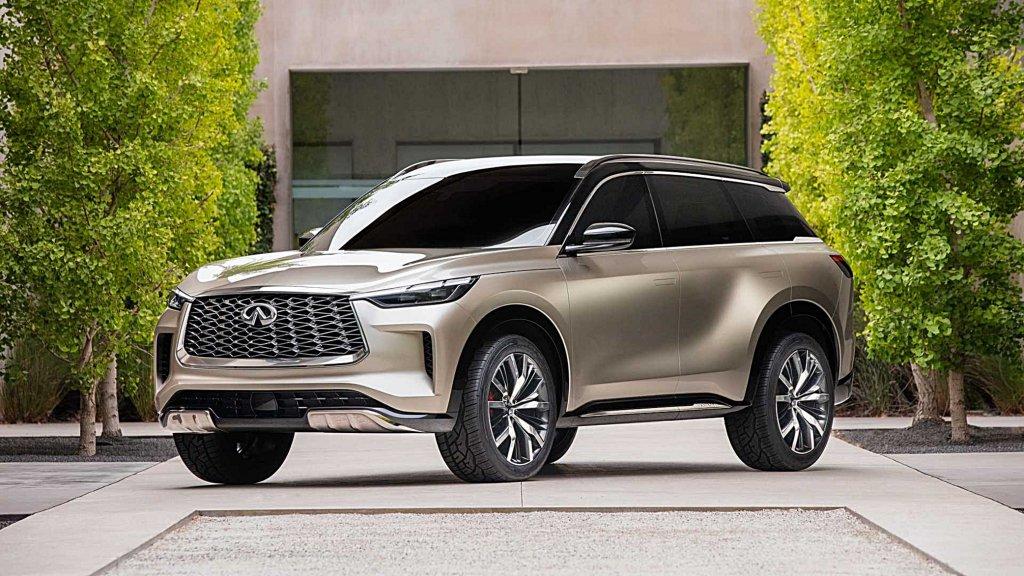 2020北京車展報導:INFINITI發表QX60 Monograph原型車預告全新QX6