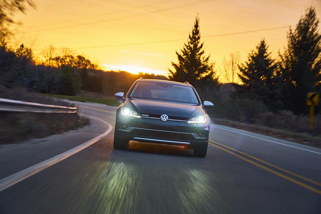 又一車型遭SUV殲滅,VW Golf Alltrack、SportWagen將告別美國市
