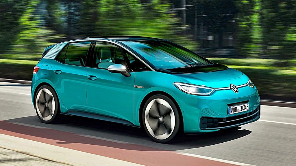 VW新世代電動車ID.3轟動發表,車廠立即著手開發高性能版本ID.3 R