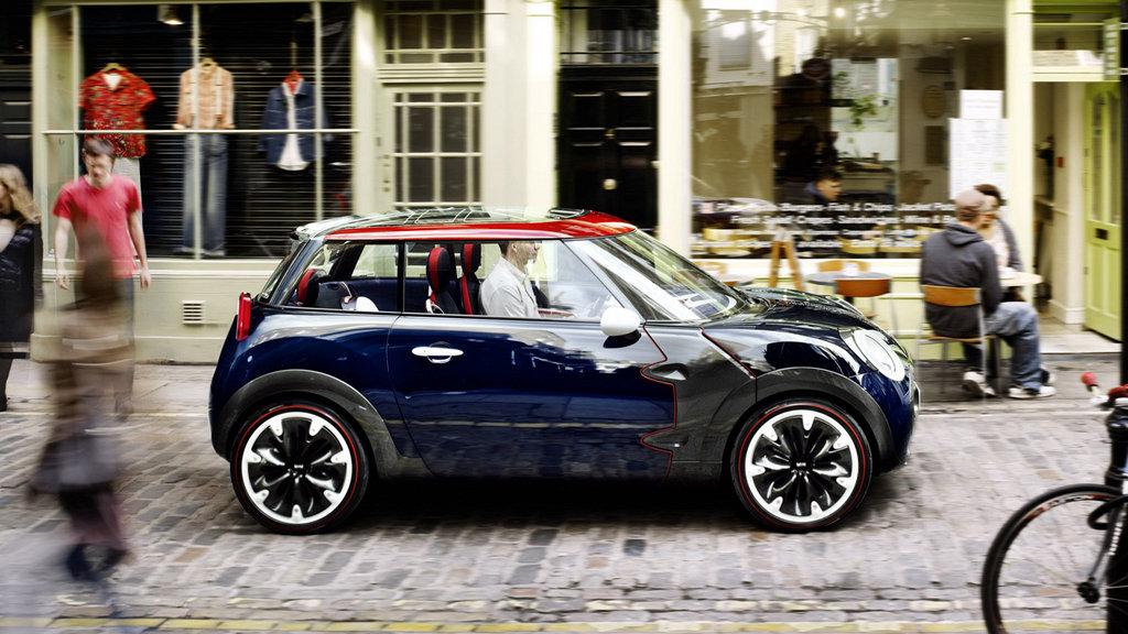 電動動力系統體積小,下一代MINI Cooper將具備小尺碼、大空間的