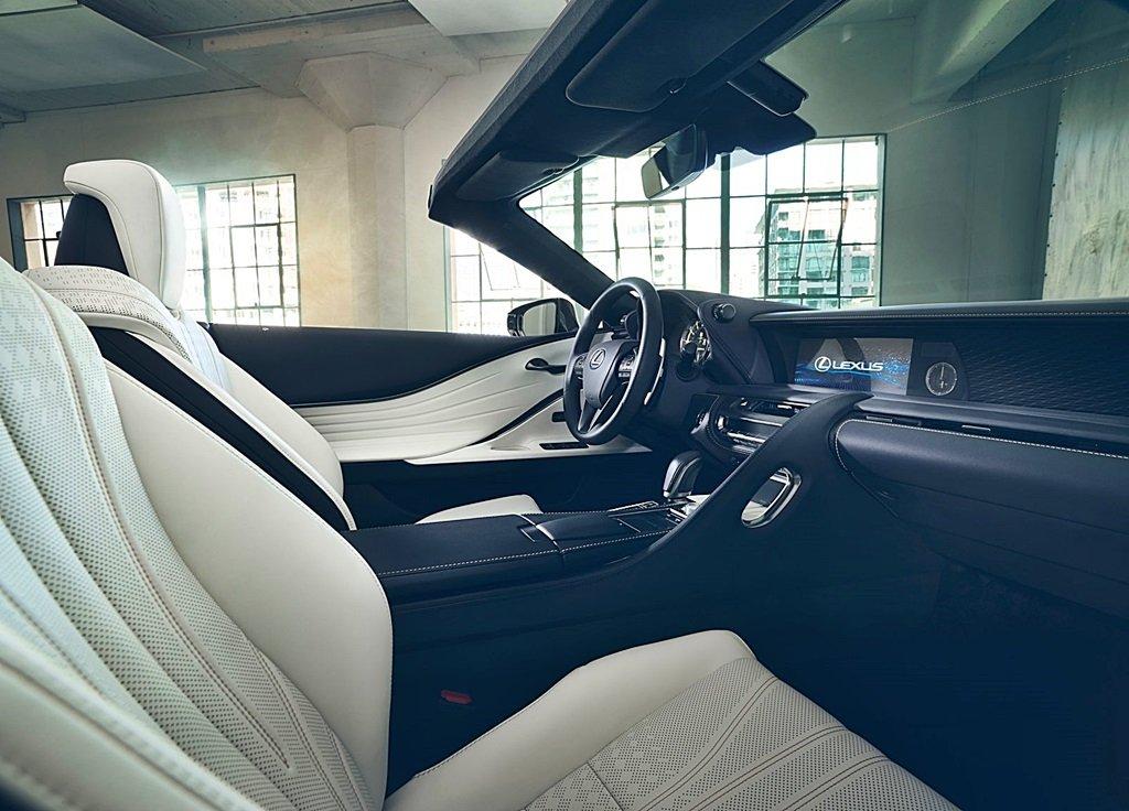 LEXUS證實全新LC敞篷車將在7月的Goodwood速度嘉年華會全球首發